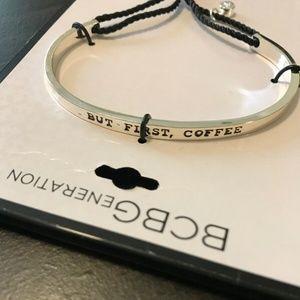 BCBGeneration BUT FIRST COFFEE Bracelet BCBG